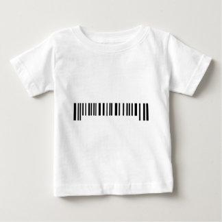 long bar code label icon baby T-Shirt