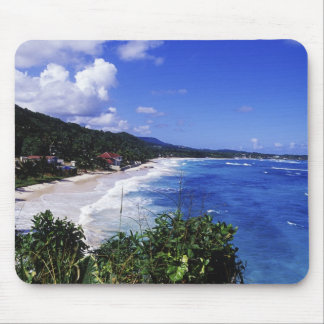 Long Bay, Port Antonio, Jamaica Mouse Pad
