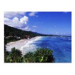 Long Bay, Port Antonio, Jamaica Postcard