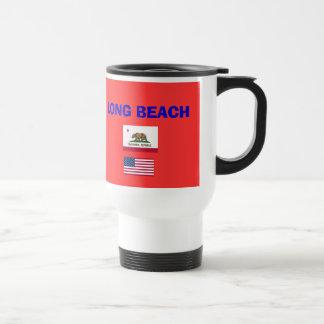 Long Beach* Airport LBG Code Mug