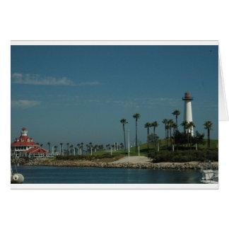 Long Beach, CA Card