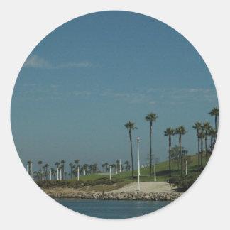 Long Beach, CA Sticker