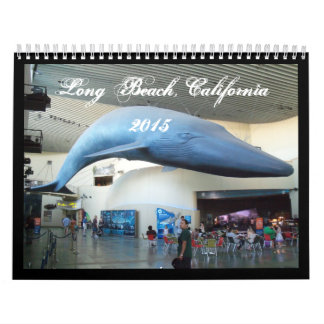 Long Beach, California 2015 Calendar