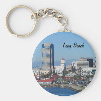 Long Beach, California Keychain