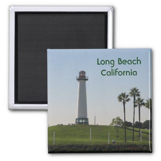 Long Beach California Magnet! Magnet