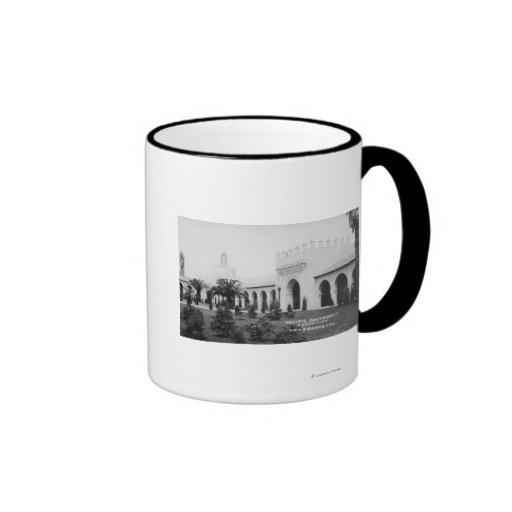 Long Beach, California Pacific SW Expo Bldg. Coffee Mug