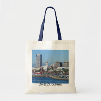 Long Beach, California Tote Bag
