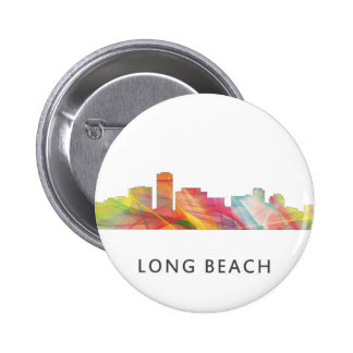 LONG BEACH CALIFORNIA WB1 - BUTTON