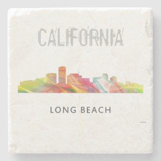 LONG BEACH CALIFORNIA WB1 - POSAVASOS DE PIEDRA