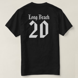 Long Beach County 20 T-Shirt