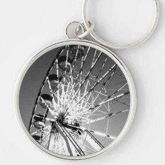 Long Beach Ferris Wheel Key Chain