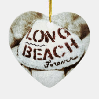 Long Beach Forever. Christmas Tree Ornaments
