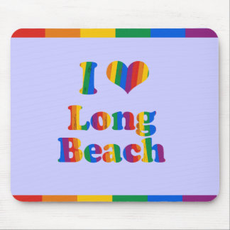 LONG BEACH GAY PRIDE MOUSE PAD