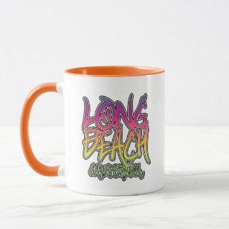 Long Beach Graffiti Mug