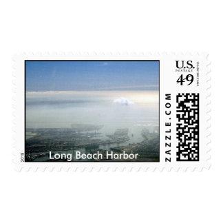 Long Beach Harbor, Long Beach Harbor Postage