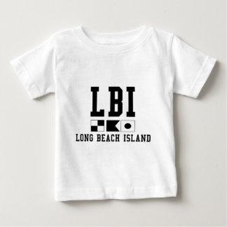 Long Beach Island Baby T-Shirt