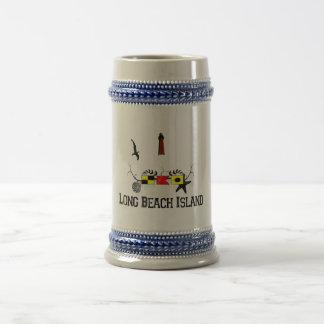 Long Beach Island. Beer Stein