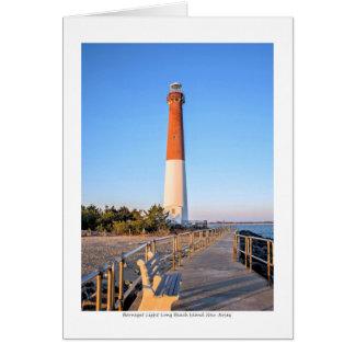 Long Beach Island. Card