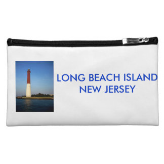 Long beach Island Cosmetic Bag