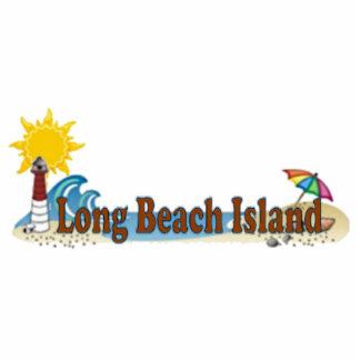 Long Beach Island. Cutout