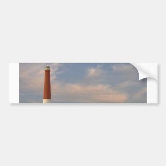 Long Beach Island Light House New Jersey USA Bumper Stickers