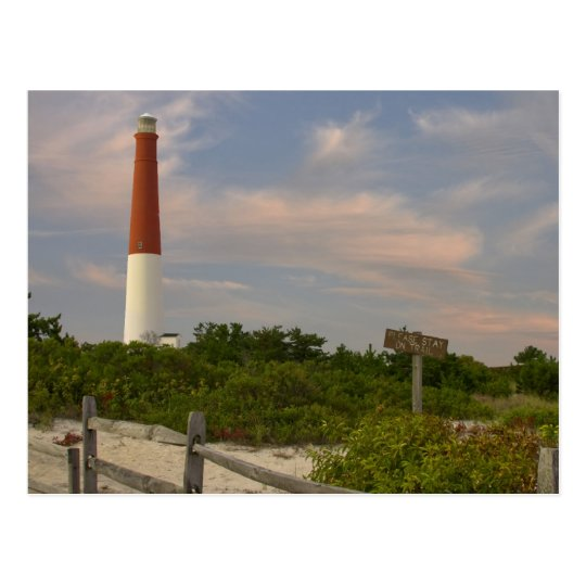 Long Beach Island New Jersey: Long Island, New York - Greetings From Postcard