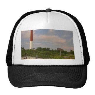 Long Beach Island Light House New Jersey USA Trucker Hat