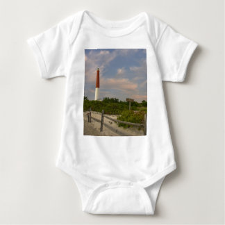 Long Beach Island Light House New Jersey USA Tee Shirts