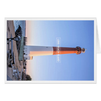 Long Beach Island - New Jersey. Card