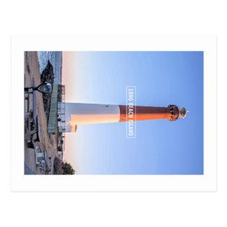 Long Beach Island - New Jersey. Postcard