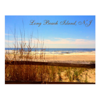 Long Beach Island, NJ Postcard LBI