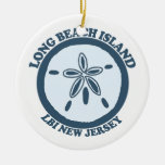 Long Beach Island. Ornament