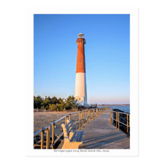 Long Beach Island. Postcard