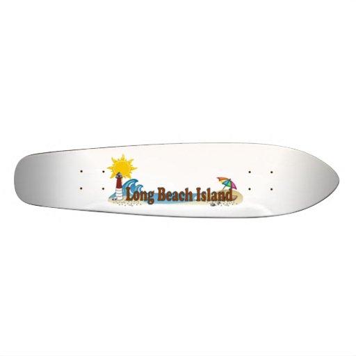 Long Beach Island. Skate Board