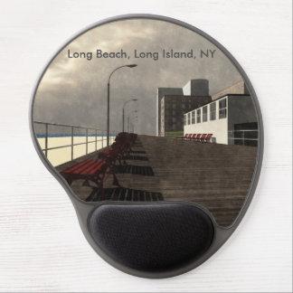 Long Beach, Long Island, New York Gel Mouse Pad