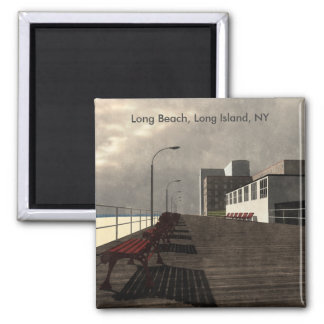 Long Beach, Long Island, New York Magnet