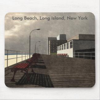 Long Beach, Long Island, New York Mouse Pad