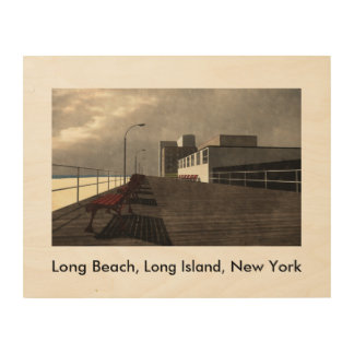 Long Island Wall Art long island wood wall art | zazzle