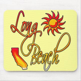 Long Beach Mouse Pad