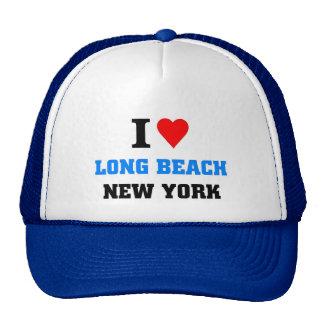 Long beach new york trucker hat