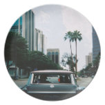 Long Beach Party Plates