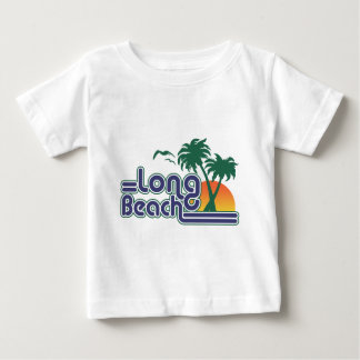 Long Beach Playera De Bebé