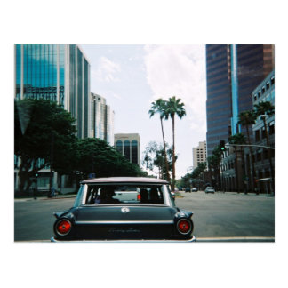 Long Beach Postcard