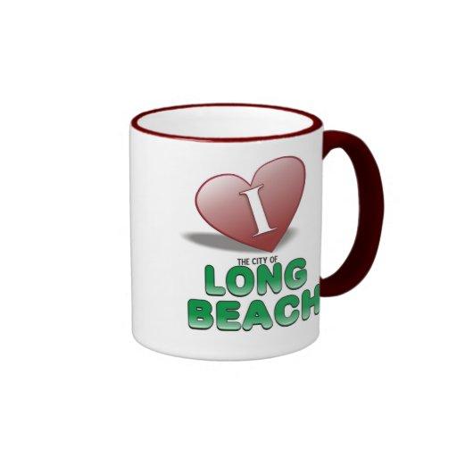 Long Beach Ringer Coffee Mug