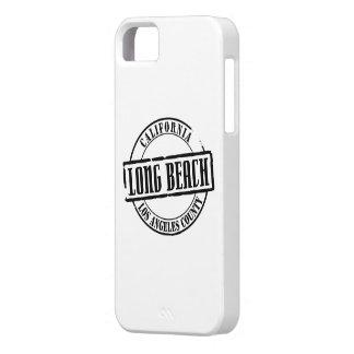 Long Beach Title iPhone SE/5/5s Case
