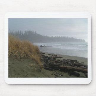 Long Beach, Tofino, Vancouver Island Mouse Pad