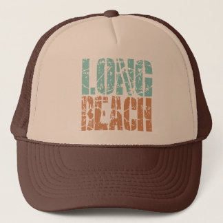 Long Beach Trucker Hat