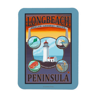 Long Beach, WashingtonTravel Magnet