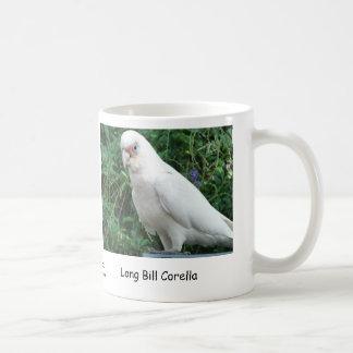 Long Bill Corella Coffee Mug