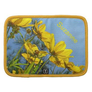 Long-Bracted Tickseed Sunflower Wildflower Organizer